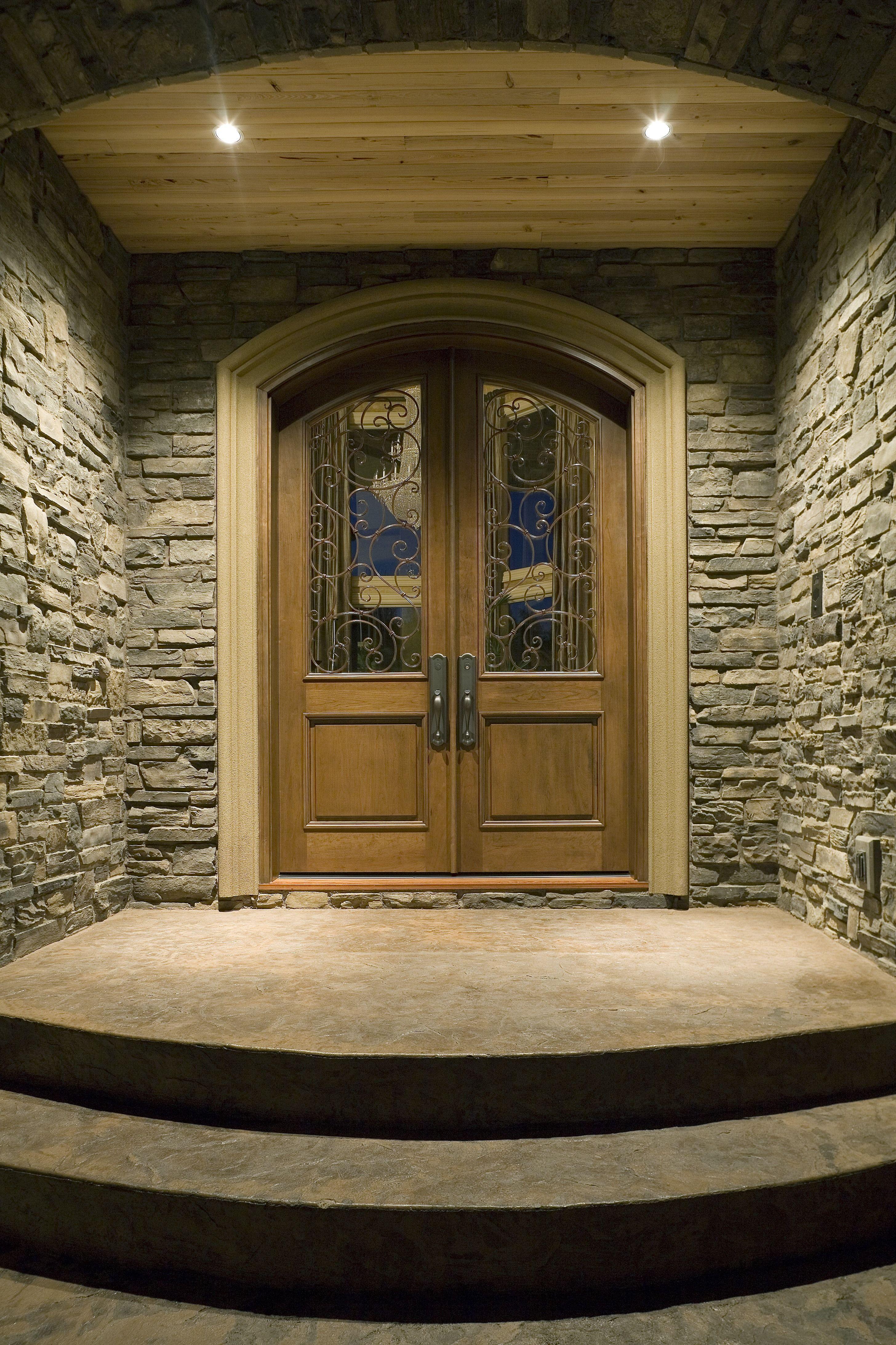Types Of Windows Exterior Entry Doors Entry Doors Front Door Lighting
