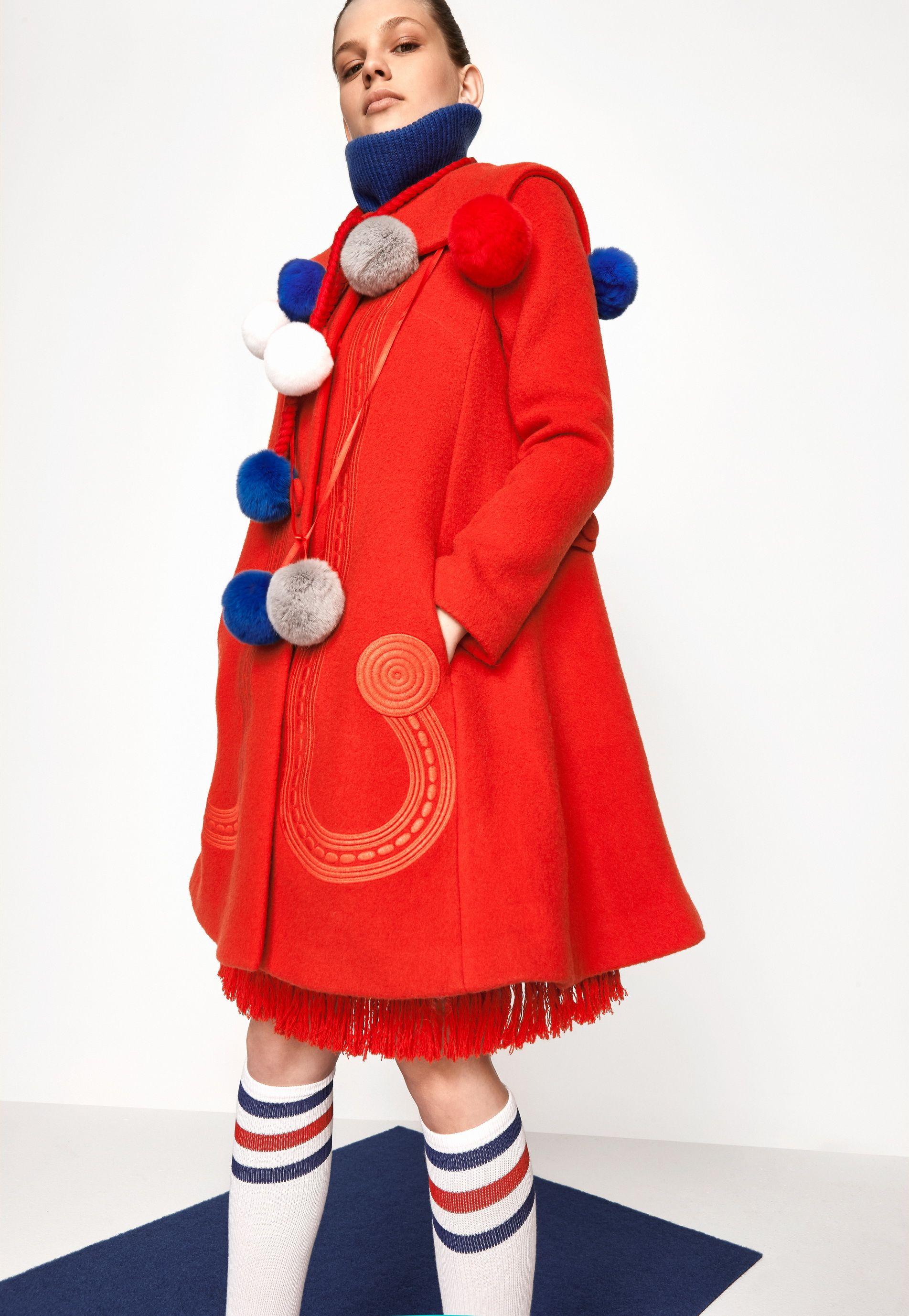 Annakiki 2016aw Fashion Campaign Inspiration From Inca