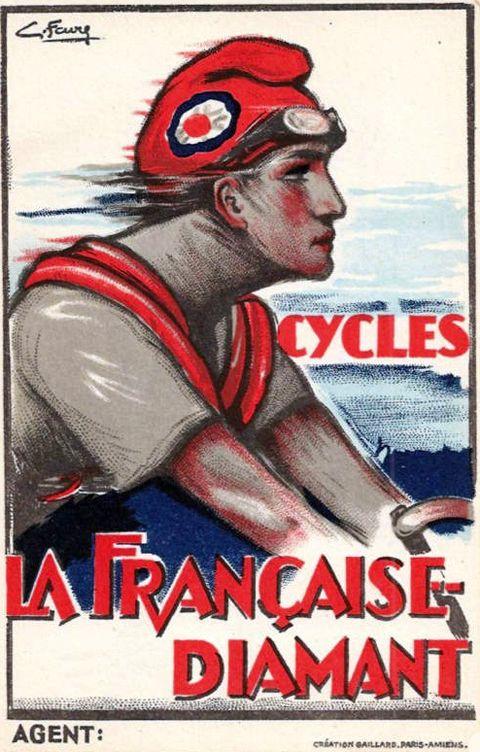 1909 La Francaise Diamant