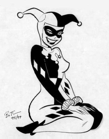 Photo of Batman (TV Series 1992–1995) – Model Sheets: Catwoman & Co.
