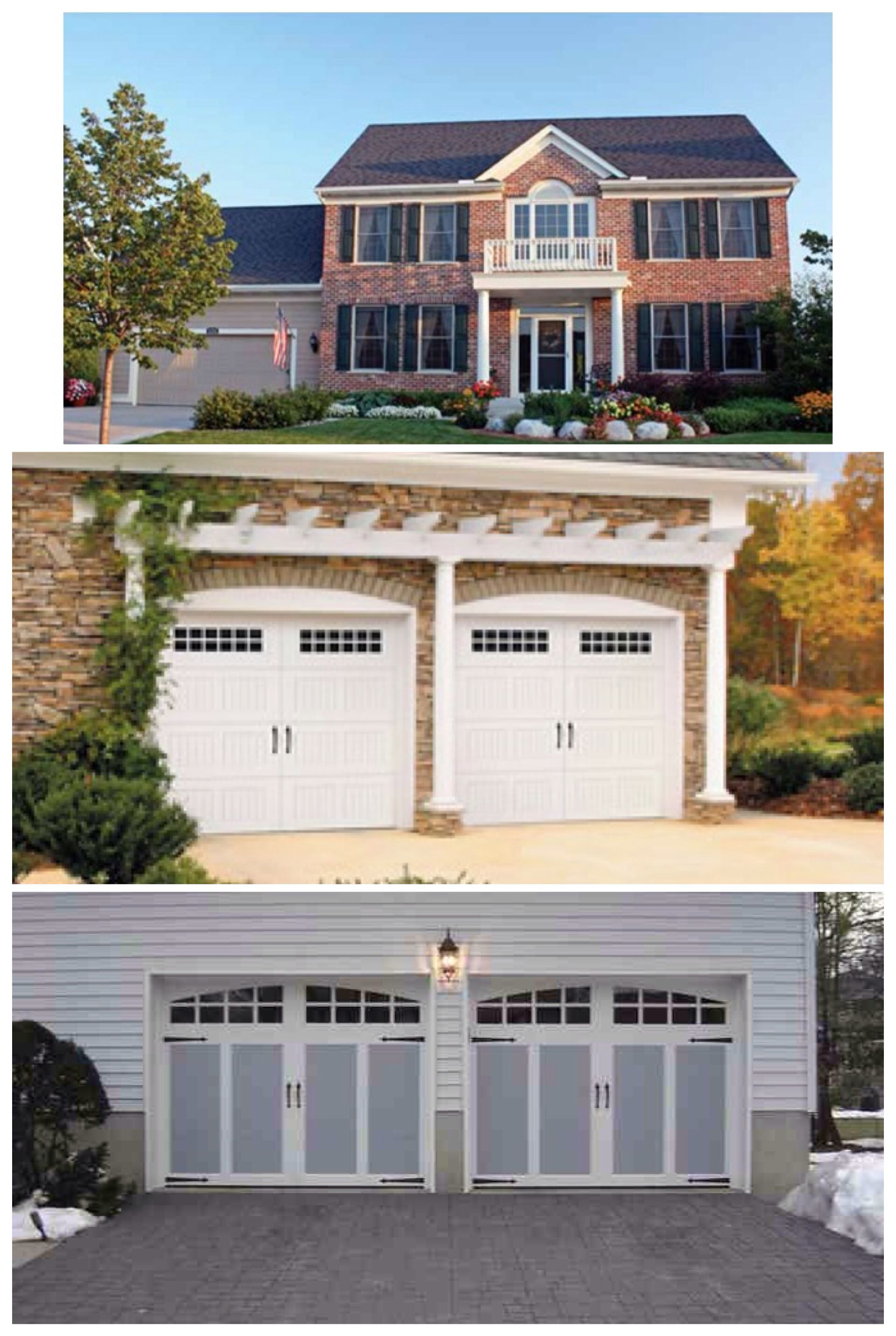 Add a garage to my house - My Ultimate Plan For A Face Lift For Like House Next Year Add Porch