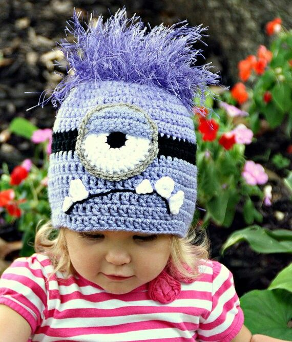 Bad minion hat | Projects to Try by Rachael Aronson | Pinterest