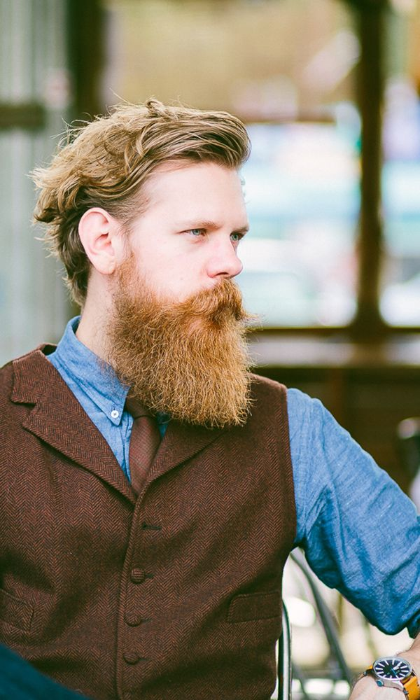 Grow the Best Beard of Your Life