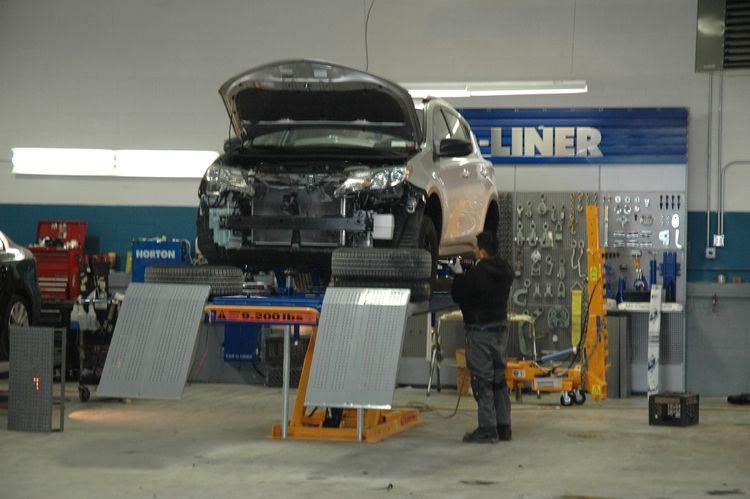 Village Auto Body >> Village Line Auto Body Repair Shop Custom Paint Services