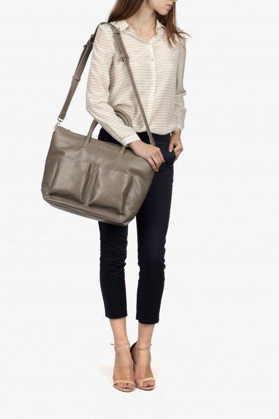 "Soft Vegan Leather Clutch Wristlet Crossbody Large Handbag /""The Miranda Three Wa"