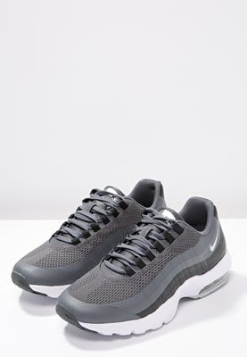 Nike Sportswear AIR MAX 95 ULTRA  Baskets basses  dark greymetallic  silver