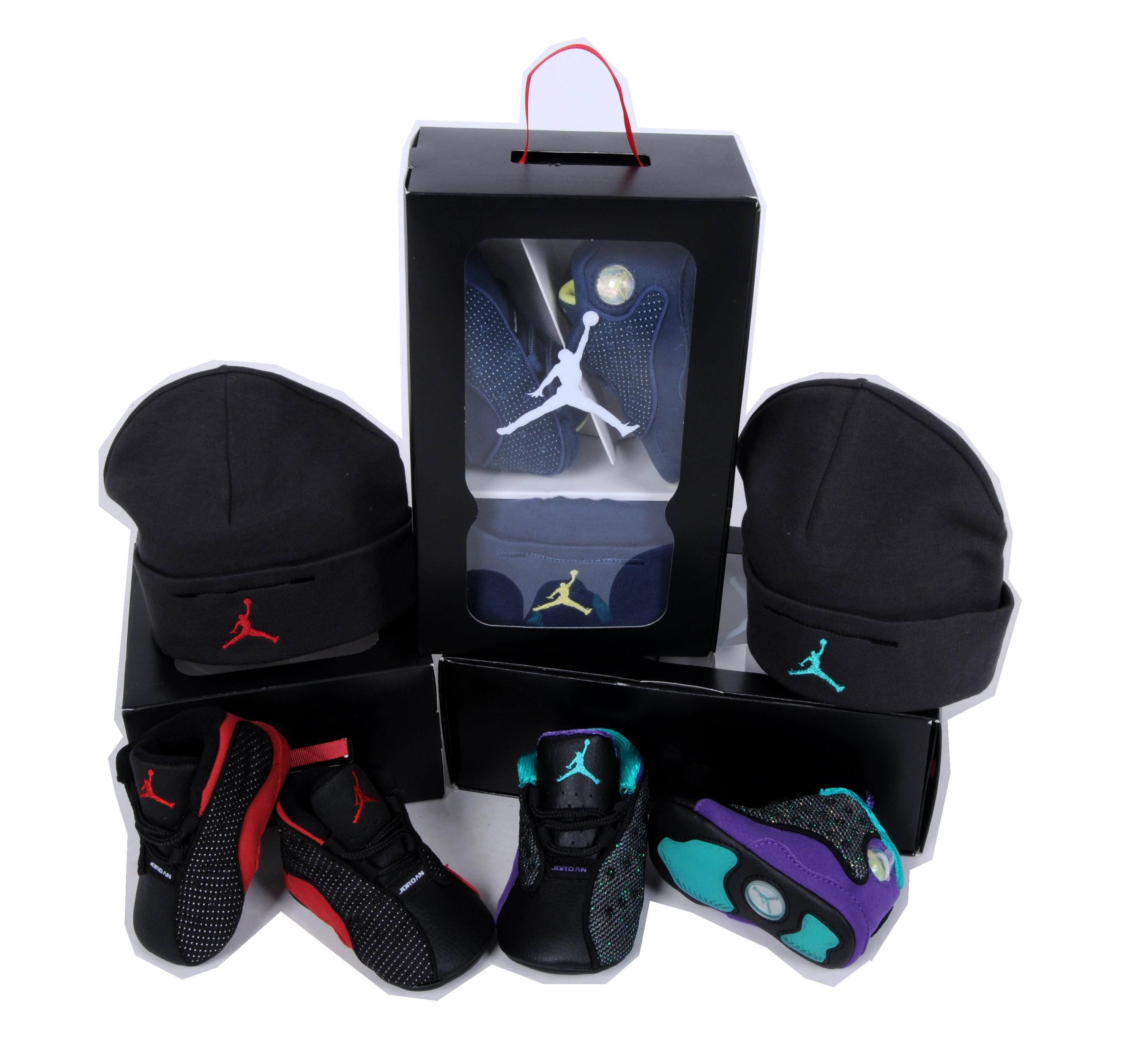 Baby Jordan Collection For the Tiniest Member Pinterest