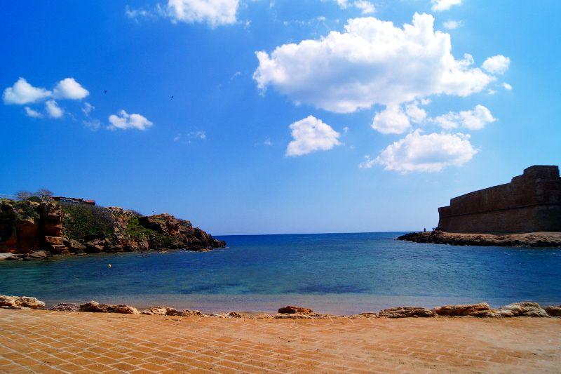 Spiaggia de Le Castella Spiaggia, Spiagge, Reggio