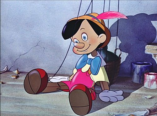Walt Disney Screencaps - Pinocchio - walt-disney-characters Photo