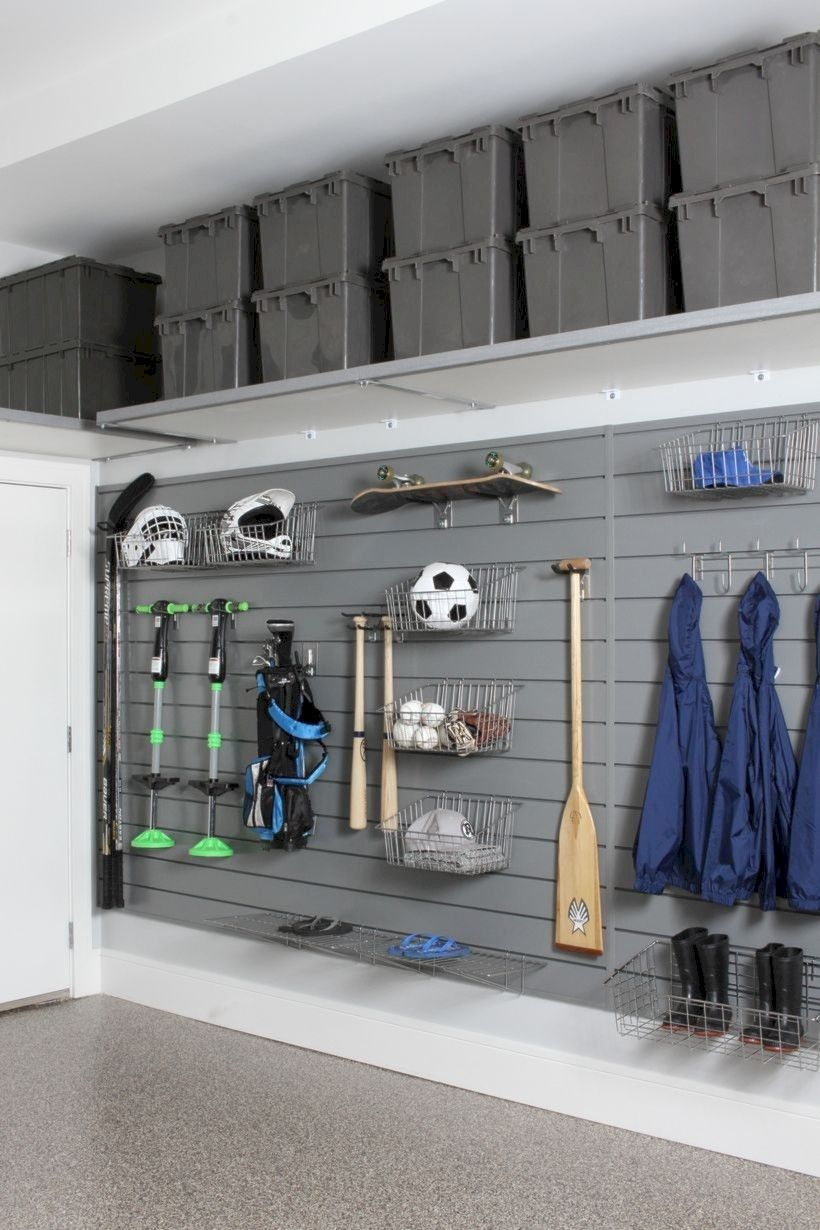 Cool 40 Amazing Garage Storage And Organization Ideas Http About Ruth