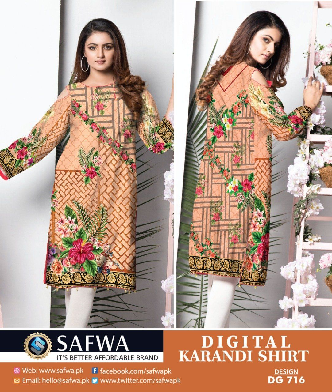 8fd59972b7 Safwa Brand - Free Delivery! - Cash on Delivery - 30 Days Returns - DG716