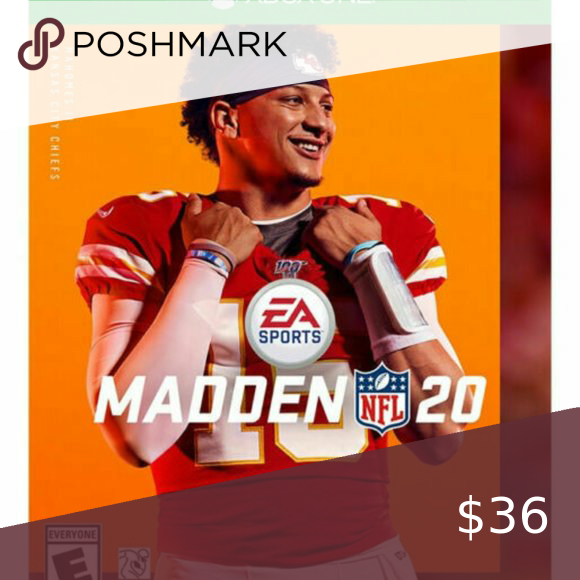 Madden 20 Xbox One New Madden 20 Xbox One New Ea Games Other Xbox One Xbox Madden