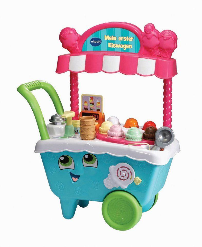 Vtech Spielzeug Auto Mein Erster Eiswagen Eiswagen Eisstand Spielzeug Madchen