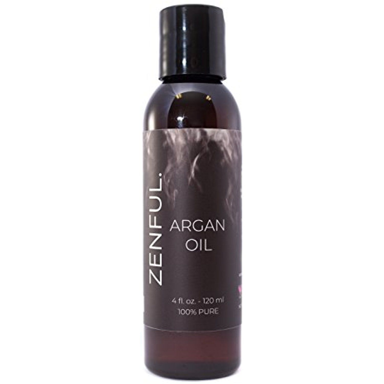 Moroccan Argan Oil by Zenful 4 oz bottle 100 PURE