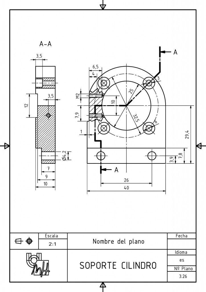 Dibujo Tecnico Conjunto Motor Stirling Motor Stirling Tecnicas De Dibujo Planos Mecanicos