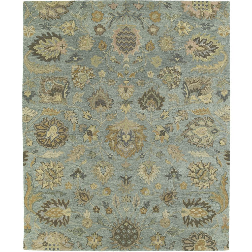 Christopher Kashan Hand Tufted Light Blue Rug 9 X 12 Ping The Best Deals On 7x9 10x14 Rugs