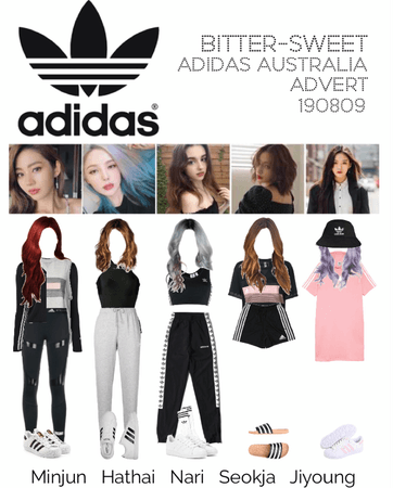 Bsw Adidas Australia 190809 Kpop Fashion Outfits Dance Outfits Kpop Fashion