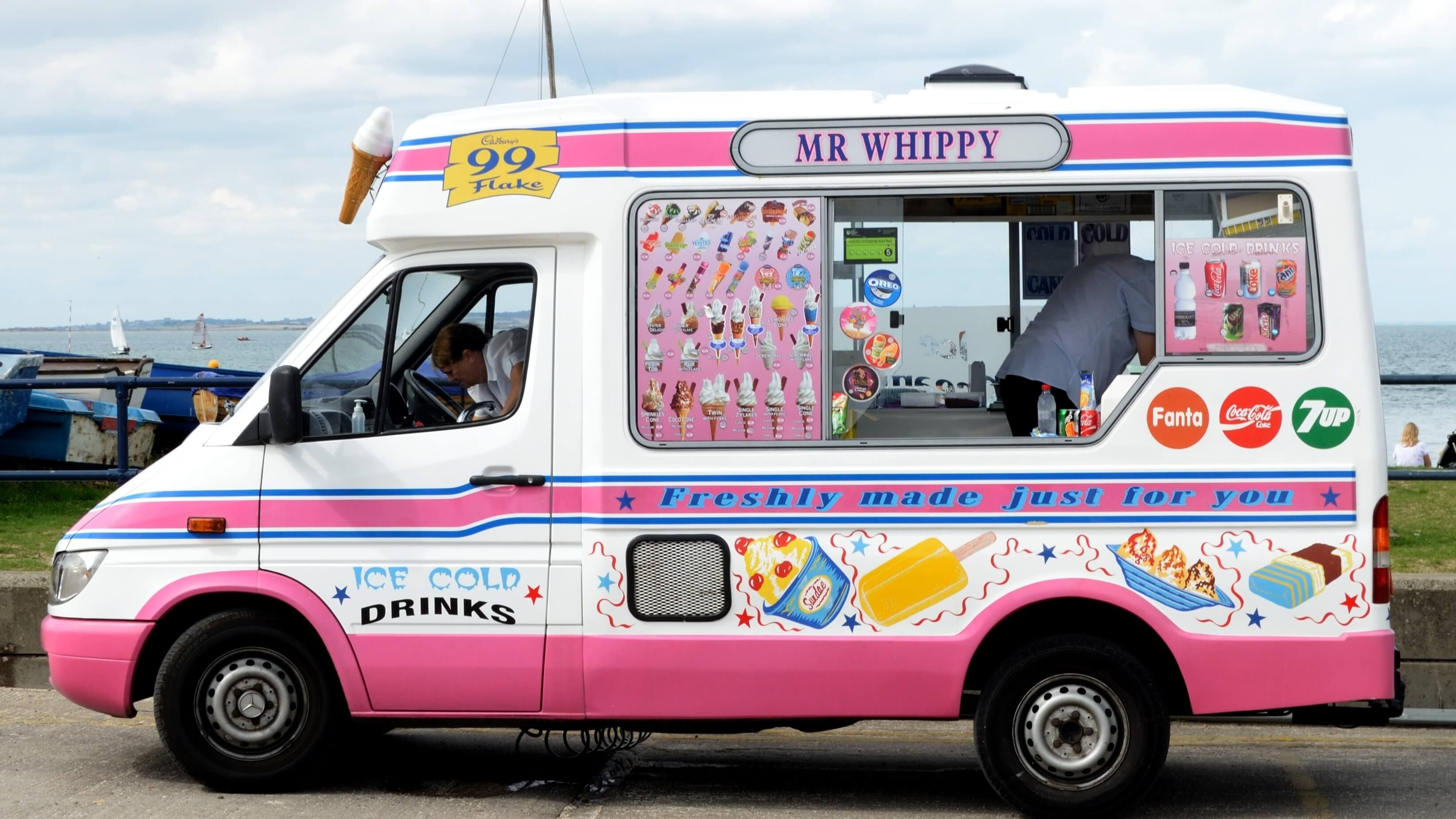 Vegan Mr Whippy Ice Cream Truck Arrives In Melbourne Ice Cream