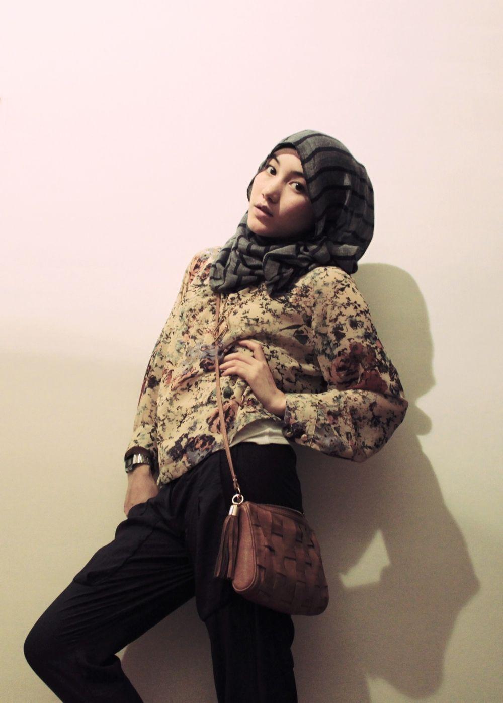 Fahijab Hana Tajima Nurulbadiah Lai Jom Tengok Tutorial Berhijab