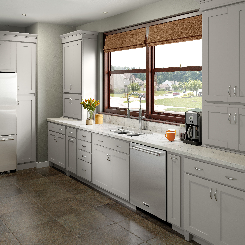 San Mateo Duraform Stone Kitchen Cabinets Home Depot Kitchen