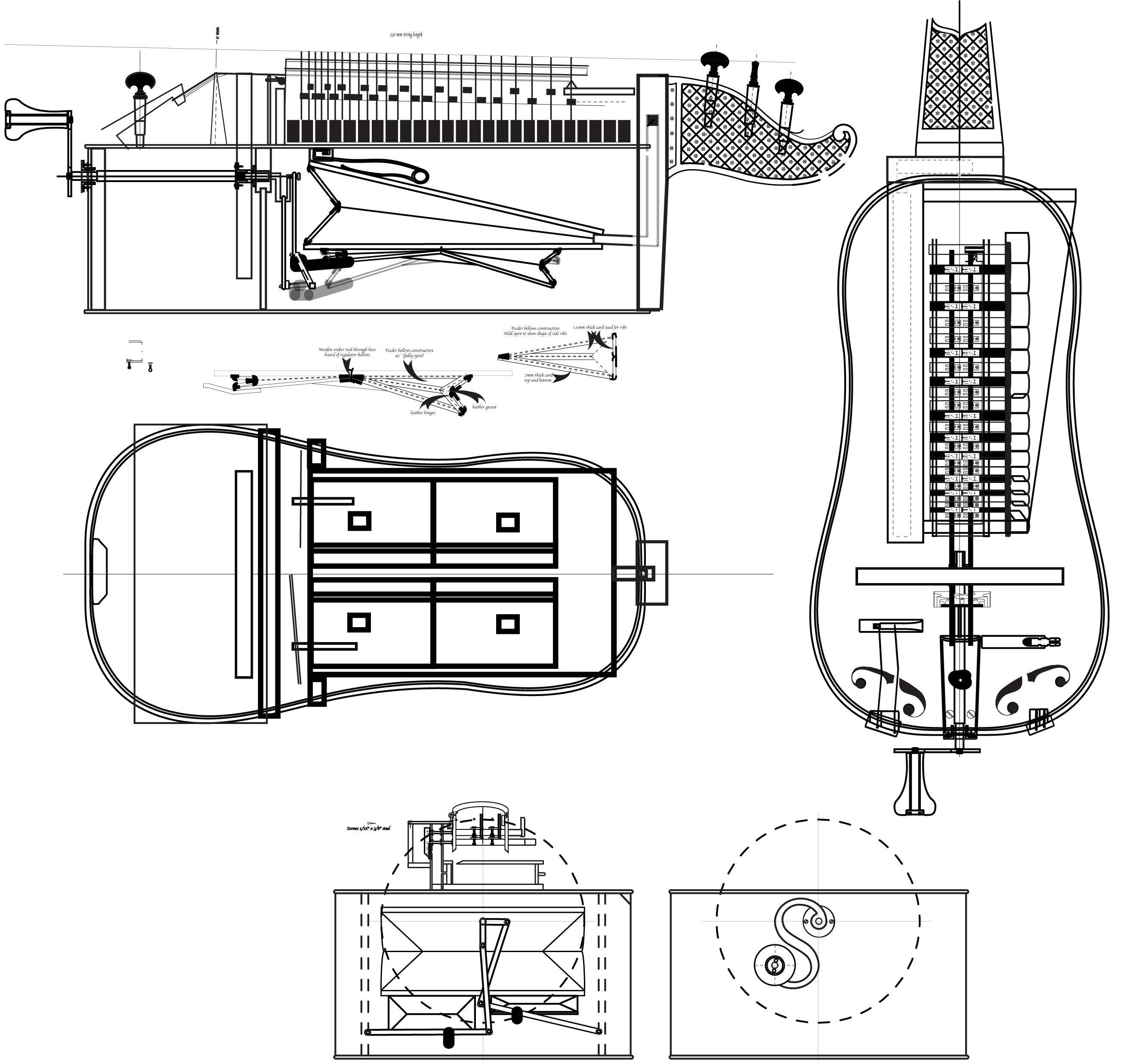 hurdy gurdy musical instrument hurdy gurdy plans