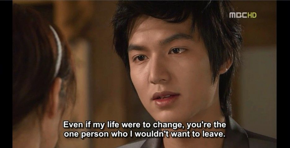 Movie Quotes About Love: Great Movie Quotes About Love: Boys Before Flowers Capture