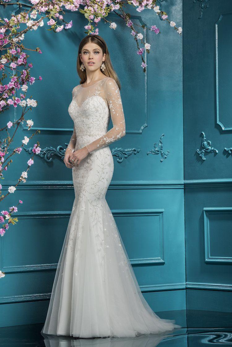 Classically elegant ellis bridals wedding dresses ellis