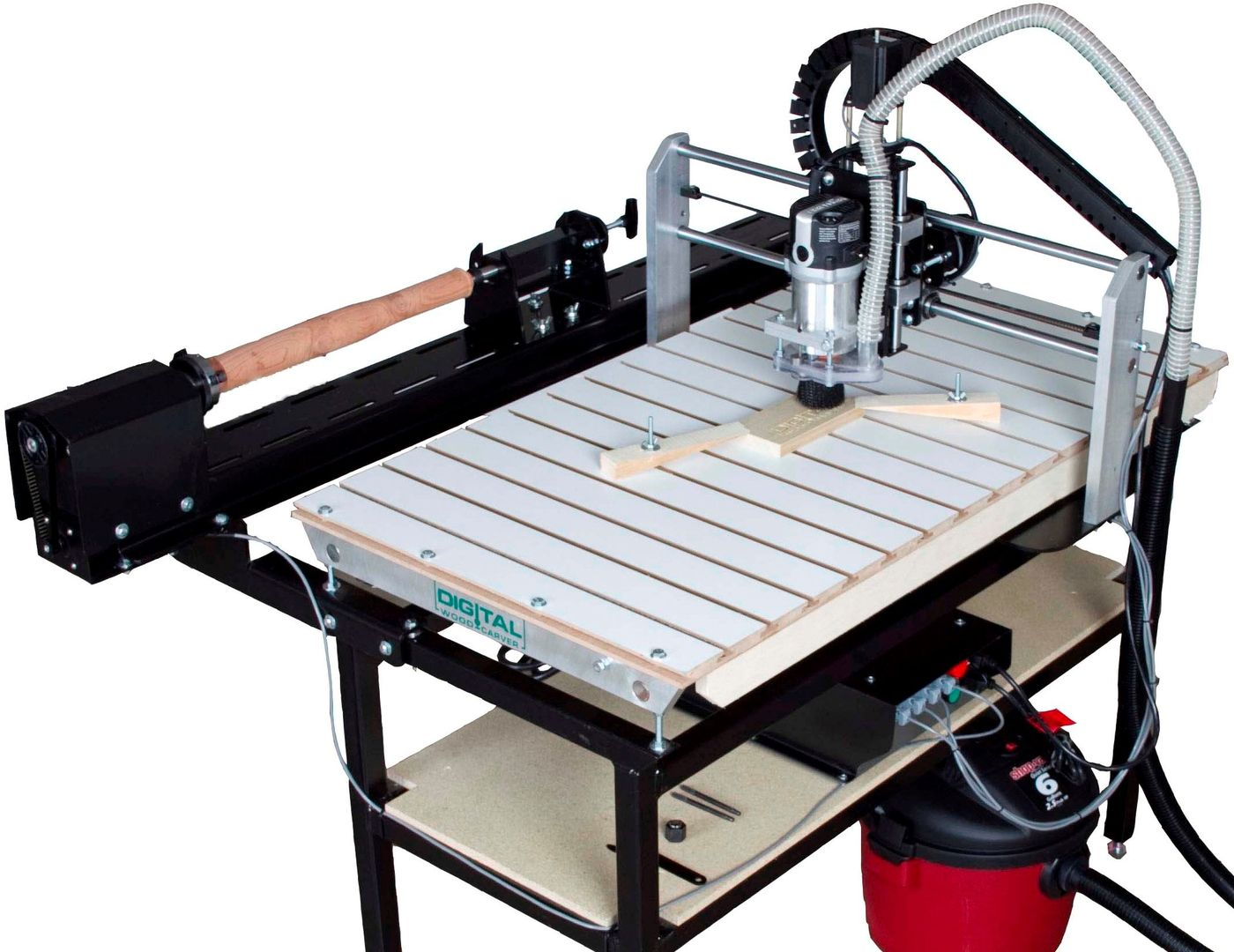 Digital Wood Carver Handcrafted Wood Products Hobbyist Small