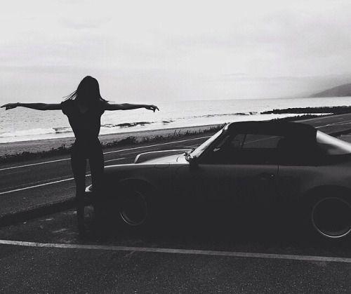 911 SC cabriolet. Silhouet