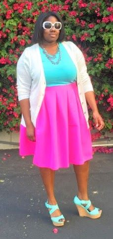 e98770af3d146 To me Spring feels like bright colors and bold looks. The outfit I threw  together