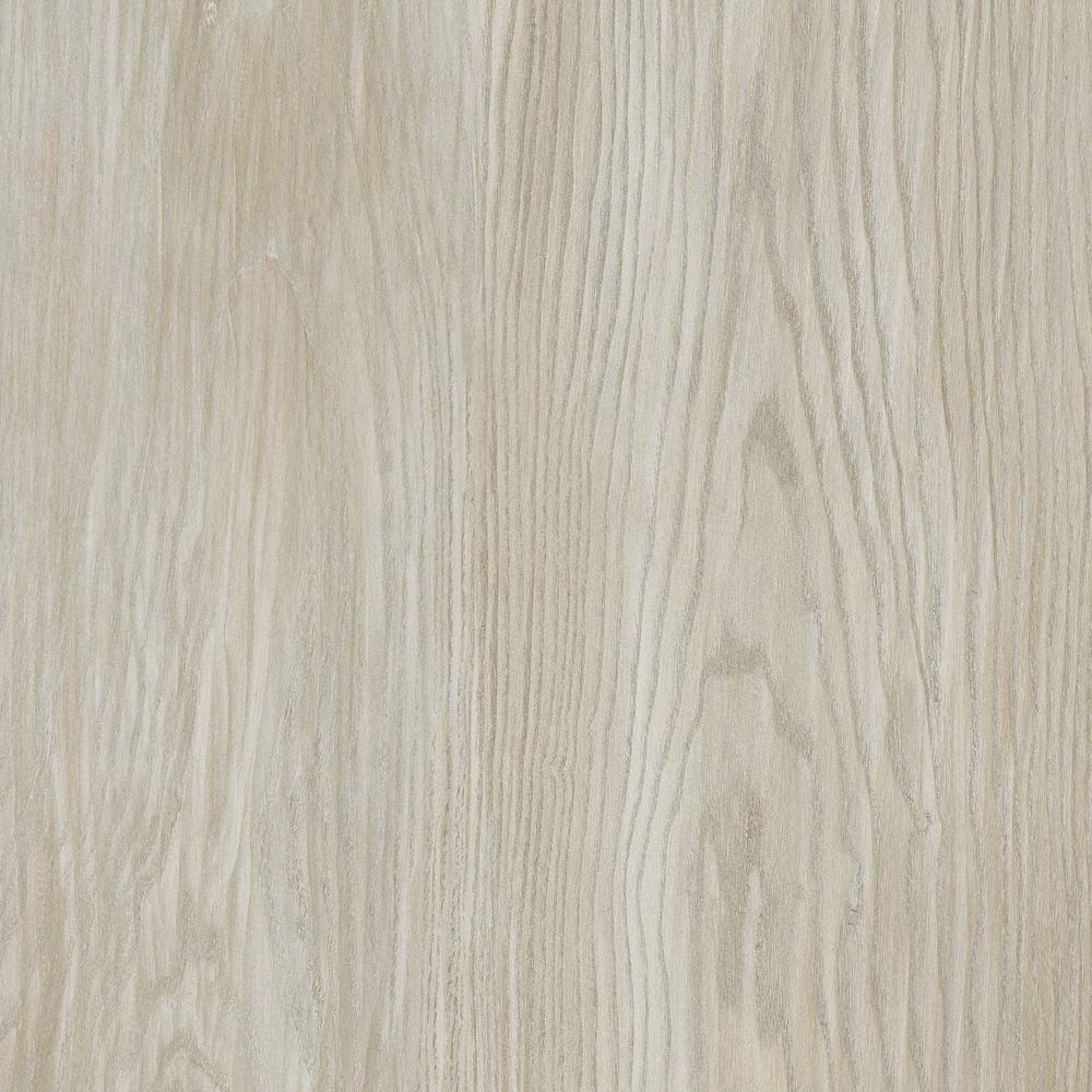 7.1 in. x 47.6 in. Powder Oak Luxury Vinyl Plank Flooring (18.73 ...