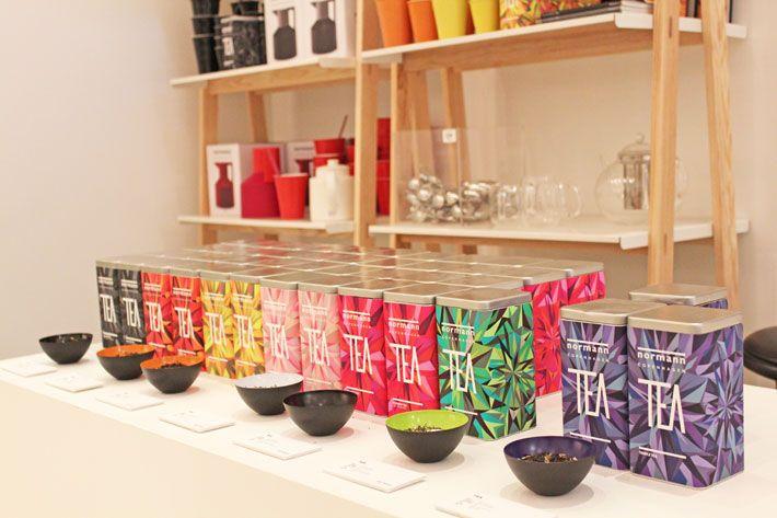 Amalie Loves Denmark Normann Copenhagen Tee Tea Home Decor