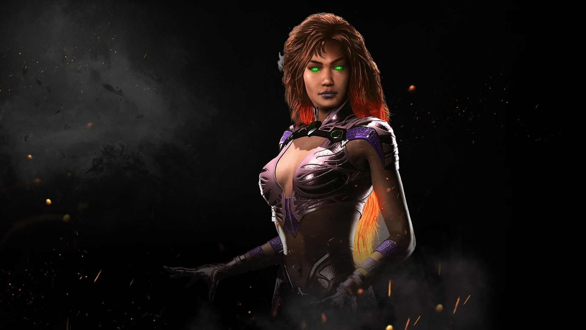 cool starfire injustice 2 game 1920x1080 injustice 2