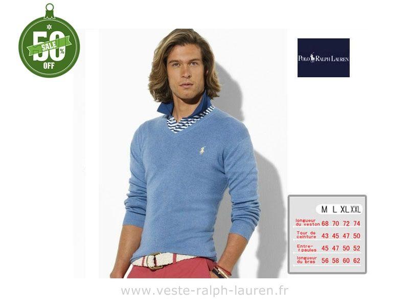 3100639081973 boutique Officielle femmes nouveau Ralph Lauren Pulls chute hiver fashion  polo elegant v col hommesche longue