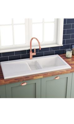 Pin By Tap Warehouse Bathroom And K On Kitchen Sink Ideas Sink Kitchen Sink White Ceramics