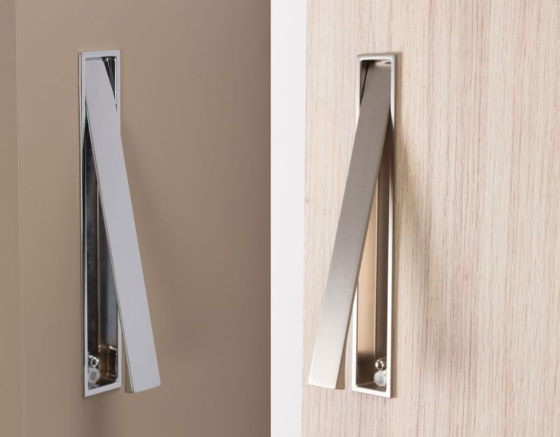 Clos Handle For Sliding Doors By Viefe Sliding Door Handles Door Handle Design Door Handles