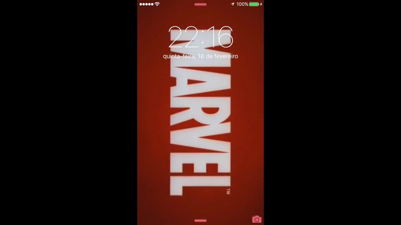 Wallpaper Com Live Photo Da Marvel Marvel Live Live Wallpapers Marvel Iphone Wallpaper