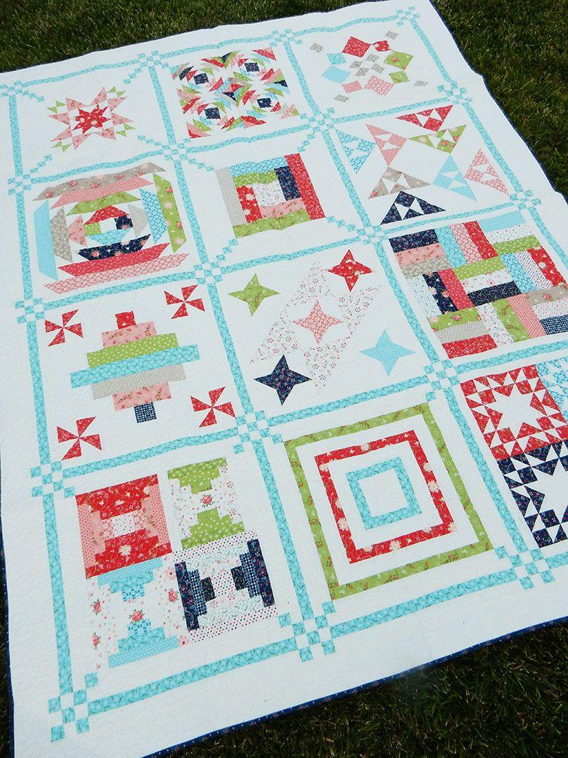 Sunday Best Quilts Sampler Quilt Quilting A Quilting Life Sampler Quilts Sampler Quilt Quilts