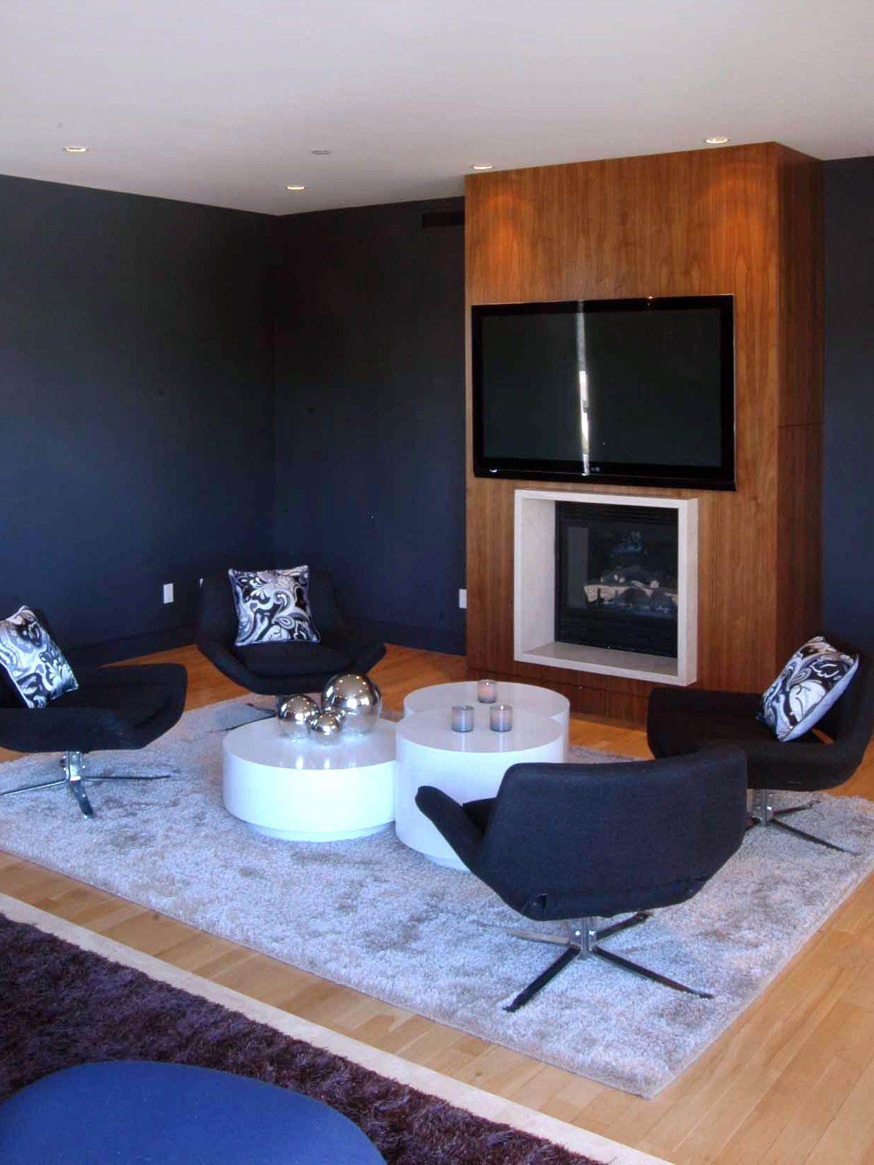 Interior design-ideen wohnzimmer mit tv  moderne und zeitgenössische wohnzimmer design ideen  wohnzimmer
