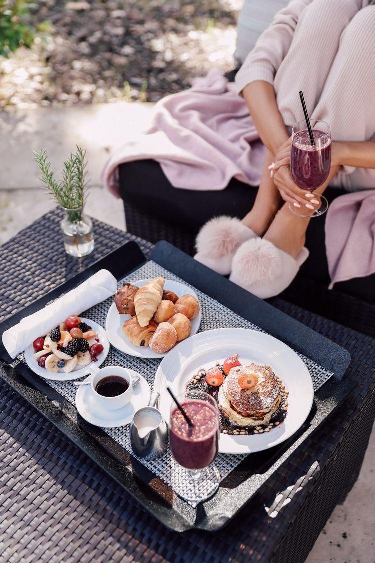 Pin By Brency Gracelin On Food In 2020 Breakfast In Bed Coffee Breakfast Food