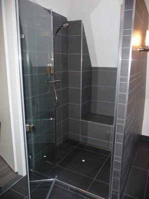 inloopdouche muur - google zoeken | badkamer | pinterest, Badkamer