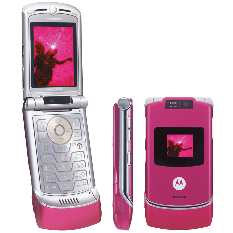 If You Had One Of These You Bossin Motorola Phone Motorola Razr Cellular Phone