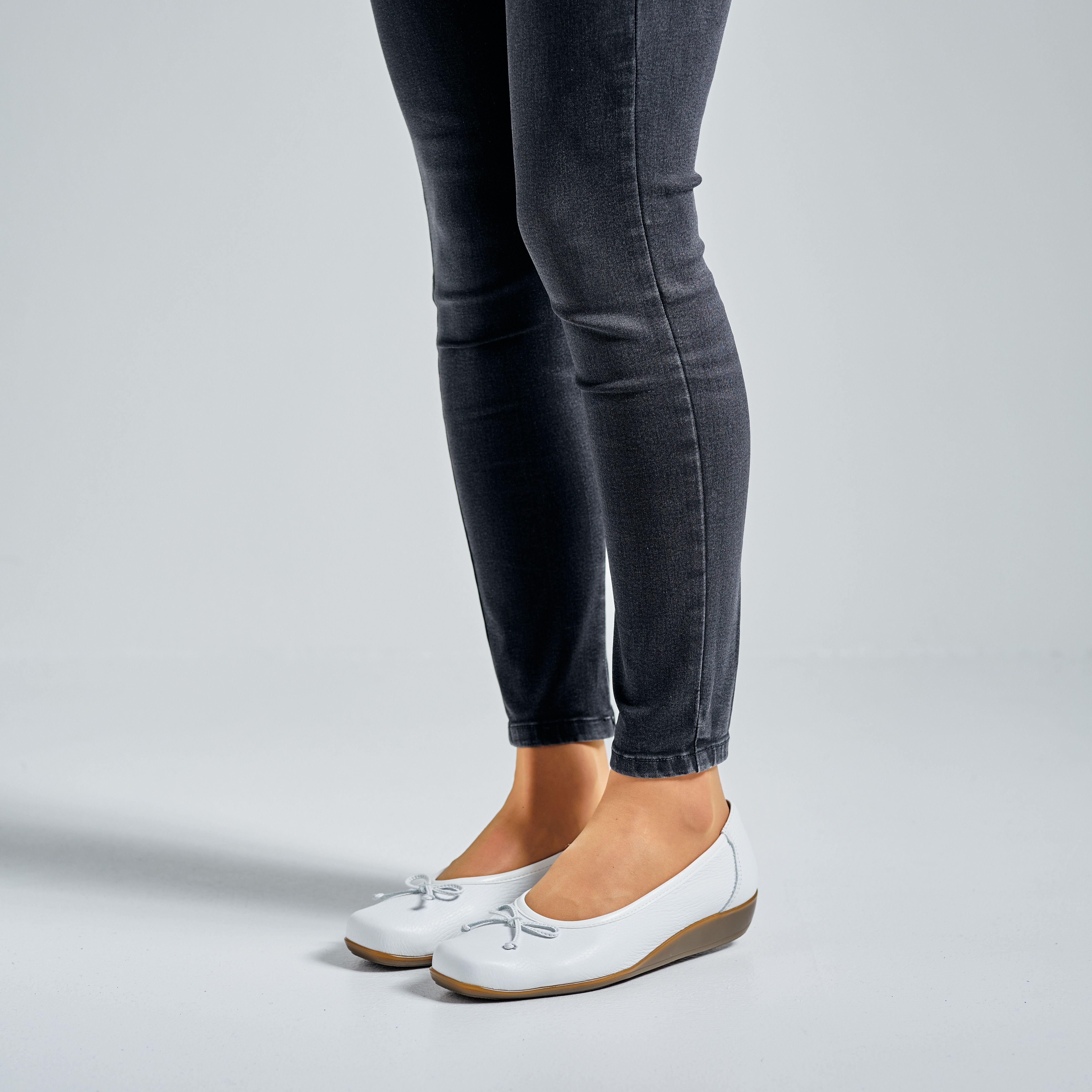 Pin Von Vitaform Official Auf Vitaform Ballerina Leder Schuhe Und Ballerina