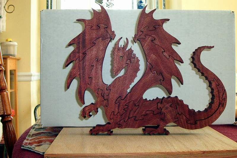 Scrollsaw Dragon Idea Seasonal More Autumn Move Over