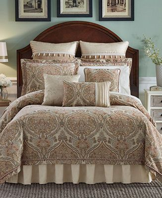 Croscill Closeout Birmingham Bedding Collection Bed