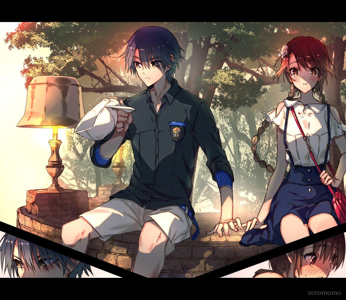 Ryoma And Sakuno リョ桜 イラスト Sao アニメ
