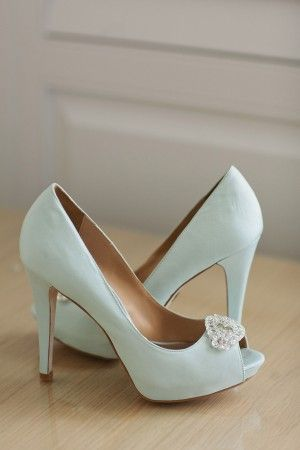 Classic White And Gold Wedding Mint Green WeddingsLight Blue