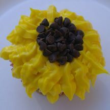 sunflower cupcakes #sunflowercupcakes sunflower cupcakes #sunflowercupcakes