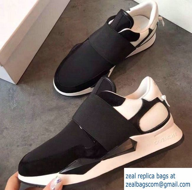 bded690f56f3 Givenchy Elastic Strap Active Sneakers Black 2018   Sneakers ...