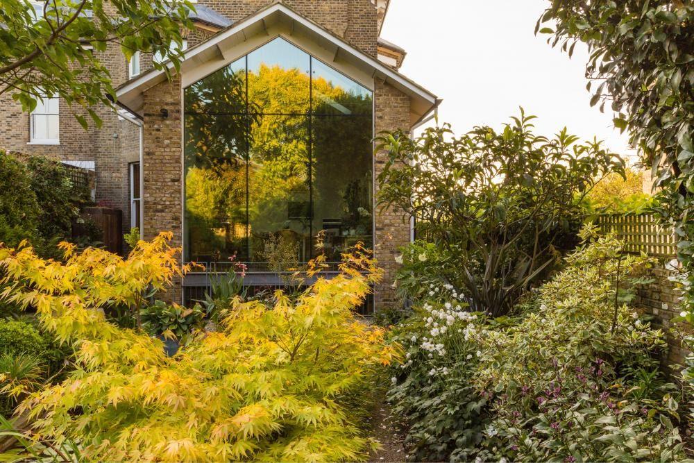 Kleine Garten Grosser Wirken Lassen Garten Ideen Gestaltung Vorgarten Kleiner Garten Gartengestaltung